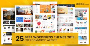 Best Ecommerce WordPress Themes 2019 Free