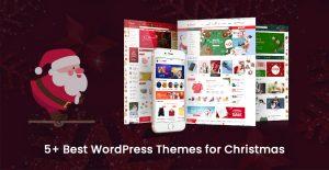 best wordpress theme for christmas 2019