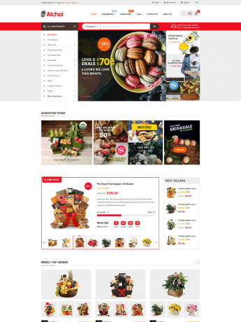 Alchoi-WordPress Theme