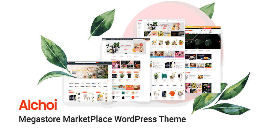 Alchoi – MegaStore MarketPlace WordPress Theme