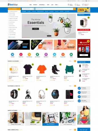 BestShop-WordPress Theme