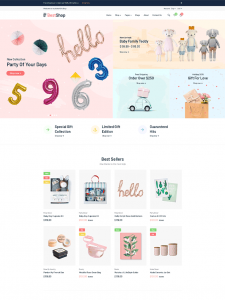 BestShop - Multi Vendor MarketPlace WooCommerce Theme