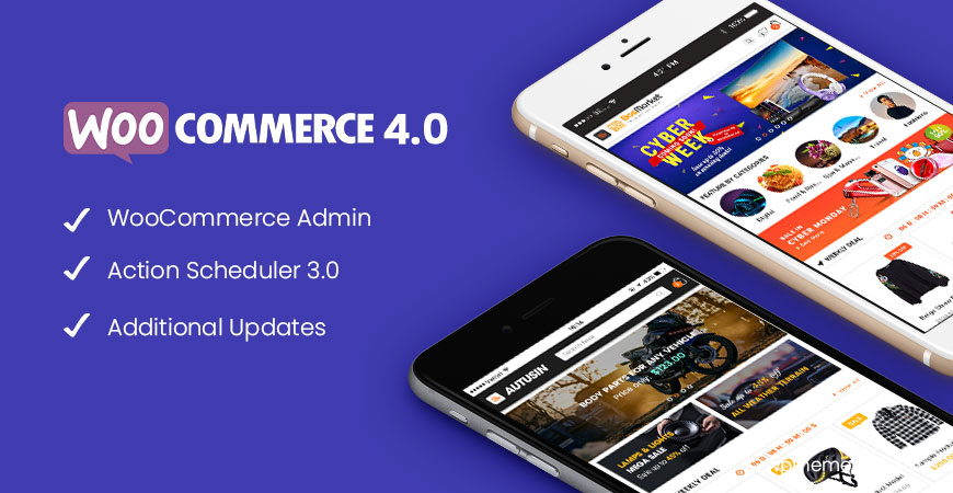 WooCommerce 4.0 New Features