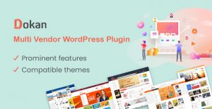 Dokan Multivendor Marketplace WooCommerce WordPress Plugin