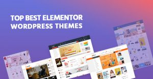 Best Elementor WooCommerce WordPress Themes 2020