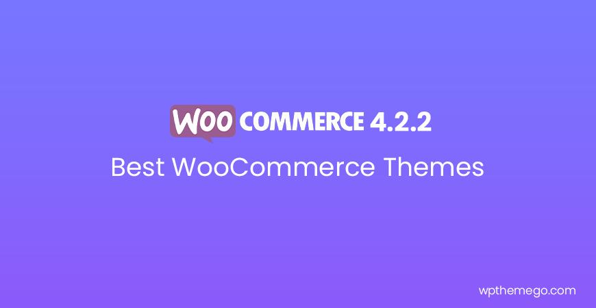 WooCommerce 4.2.2 themes