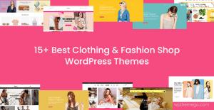 15+ Best Free & Premium Fashion Shop WordPress Themes 2020