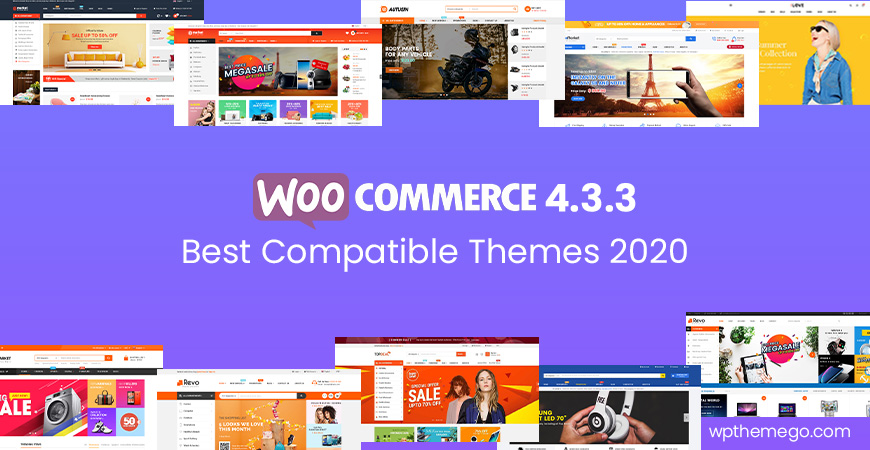 WooCommerce 4.3.3 Themes - Top Best Recommended Items!