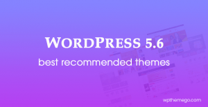 WordPress 5.6 Themes - Top Best Recommended Items!