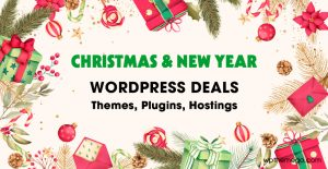 Best Christmas & New Year WordPress Deals 2020: Themes, Plugins & Hosting Providers