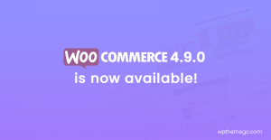 WooCommerce 4.9.0 is now available!