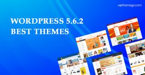 WordPress 5.6.2 Themes - Top Best Recommended Items!