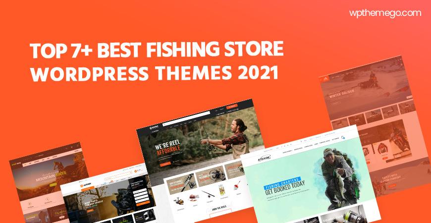 7+ Best Fishing Store WooCommerce WordPress Themes 2021
