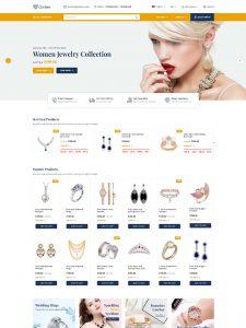 Certior - Jewelry Store Elementor WooCommerce WordPress Theme