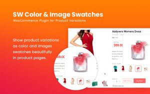 SW Color & Image Swatches – Product Variation Swatch WooCommerce Plugin