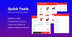 [NEW PLUGIN] SW Quick Tools - Quick View Popup WooCommerce Plugin