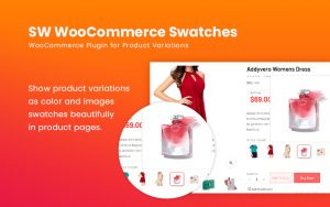 SW WooCommerce Swatches - Product Variation Swatch WordPress Plugin