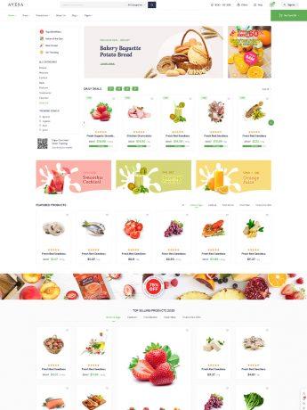 Avesa-WordPress Theme