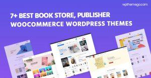 7+ Best Book Store & Publisher WooCommerce WordPress Themes 2021