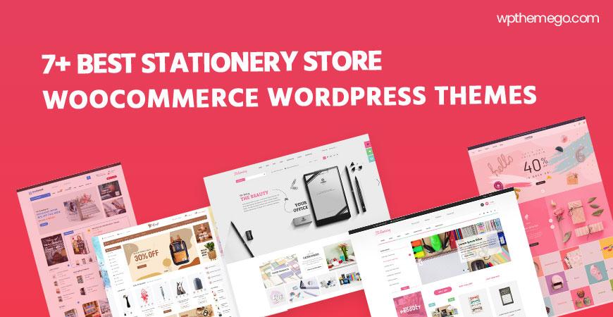 7+ Best Stationery Store WooCommerce WordPress Themes 2021