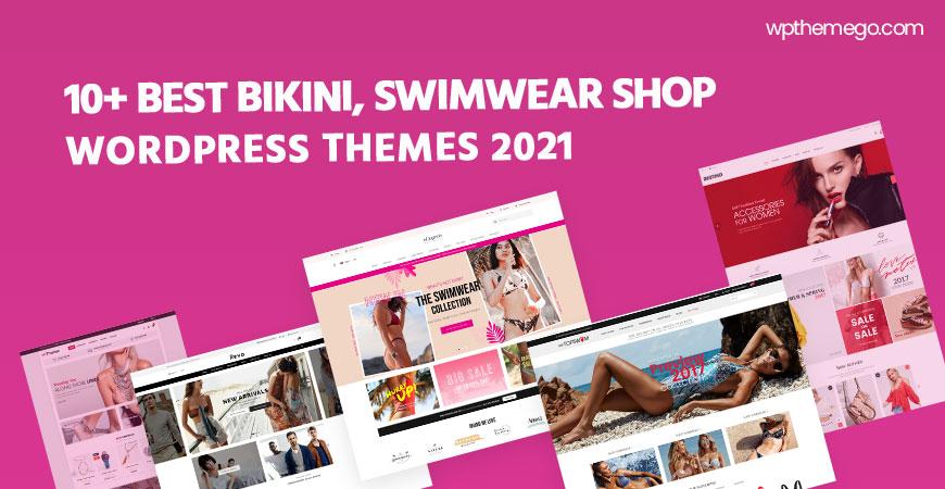 10+ Best Bikini Shop WooCommerce WordPress Themes