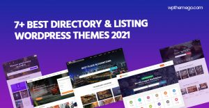 7+ Best Directory & Listing WordPress Themes 2021