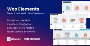 [NEW PLUGIN] Woo Elements - Powerful Elementor Addons for WooCommerce Plugin