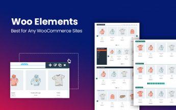 SW Woo Elements-WordPress Theme