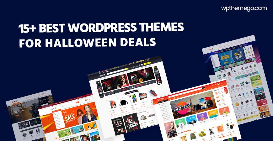 15+ Best WordPress Themes for Halloween Deals 2021