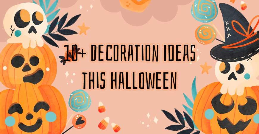 10+ Halloween Decoration Ideas for WordPress Site